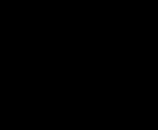 איור סכמטי המציג את סידור קורות הגג ביחס לחור שנוצר במרכז