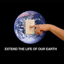 שעת כדור הארץ - קונספטירטיבי משהו...