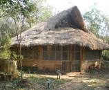 בקתה מבמבוק