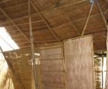 חלק מפנים בית הבמבוק