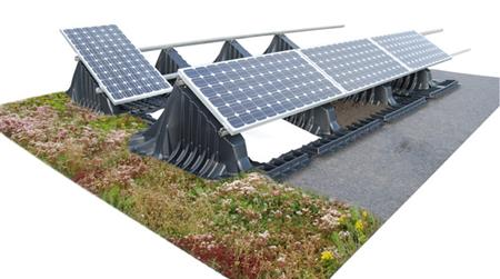 הדמייה - Green Roof Technology