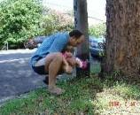 אם התינוקת שלי מאותתת לי באמצע סיטואציה לא נוחה, אעשה מאמץ ואמצא לה מקום ראוי להתפנות בו
