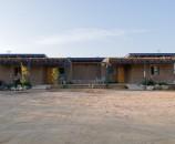 רותמ'ס גסט האוס, המבנה מבחוץ