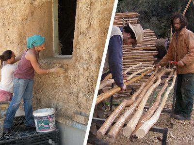 בנייה טבעית בישראל - תמונת מצב (חלק א')