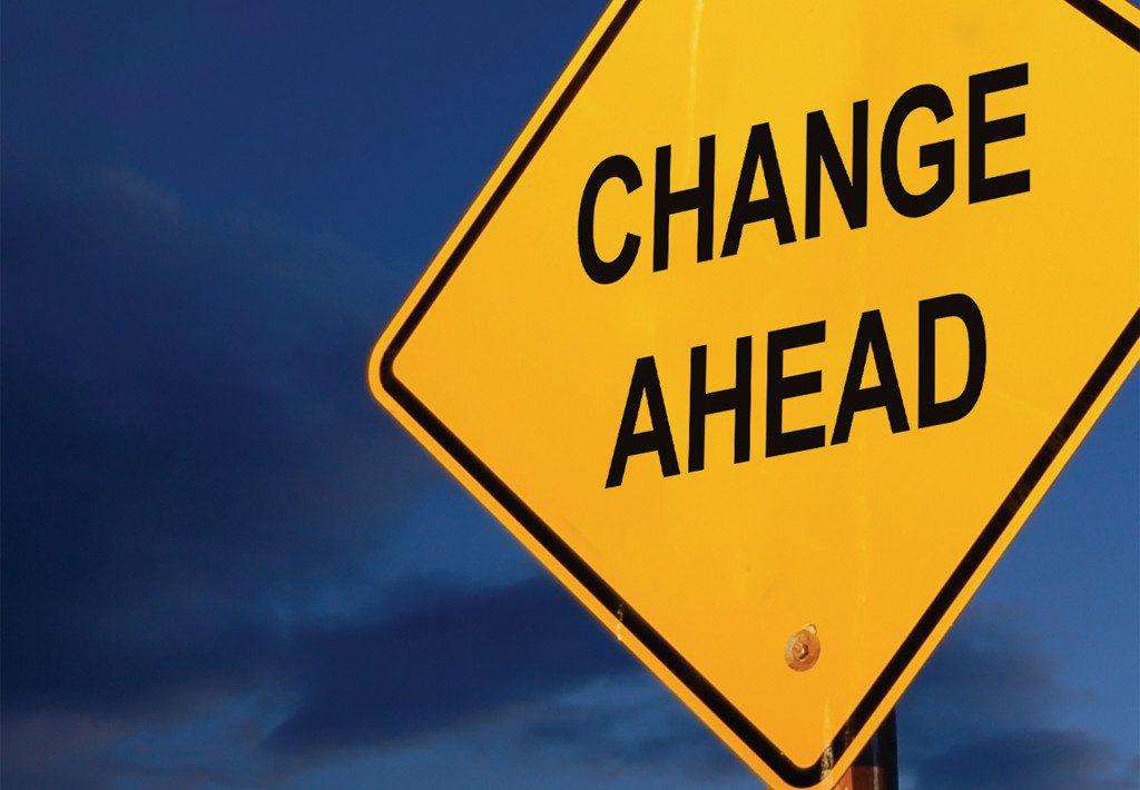 זהירות! שינויים מלפנים. יש לנשום עמוק ולהנות מהדרך