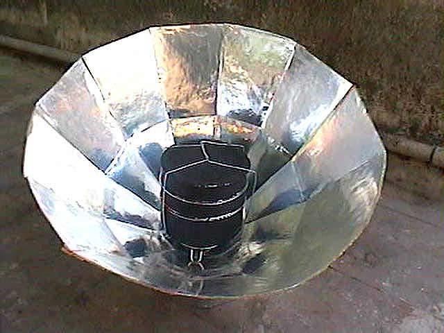 תנור פאנלים טיפוסי - 12 פאות