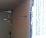 קיבוע הלשוניות לקופסא הפנימית באמצעות מסמרים