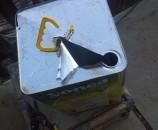חיתוך קופסת הפח