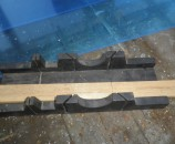 חיתוך מסגרת חיצונית עם גרונג ידני