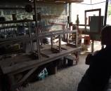 בניית השלד בנגרייה
