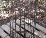 גדר רשת, כזאת שפעם היו מציבים סביב עצים
