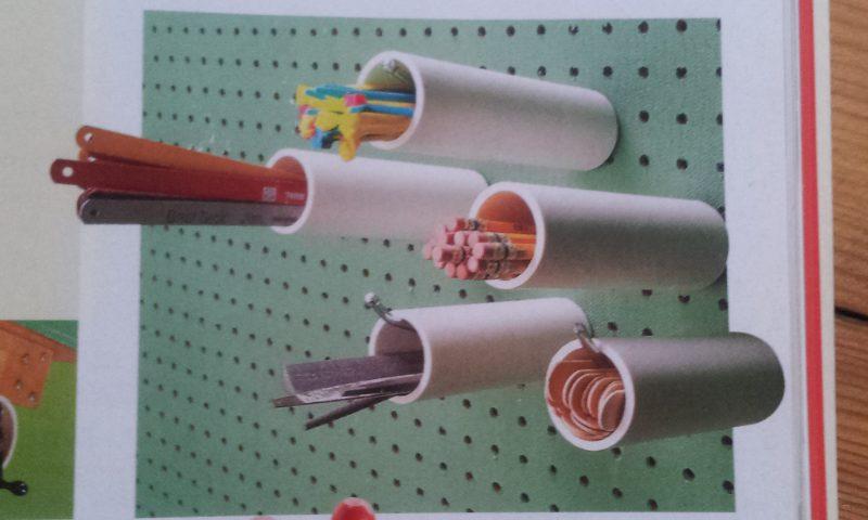 עוד מצינורות PVC