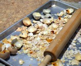 Egg shells for chickens oyster shells