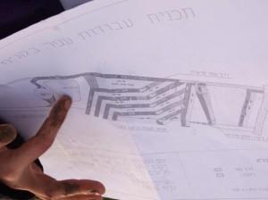 סיור תכנון עבודות עפר