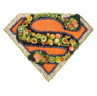 מזונות העל בתרבות העל