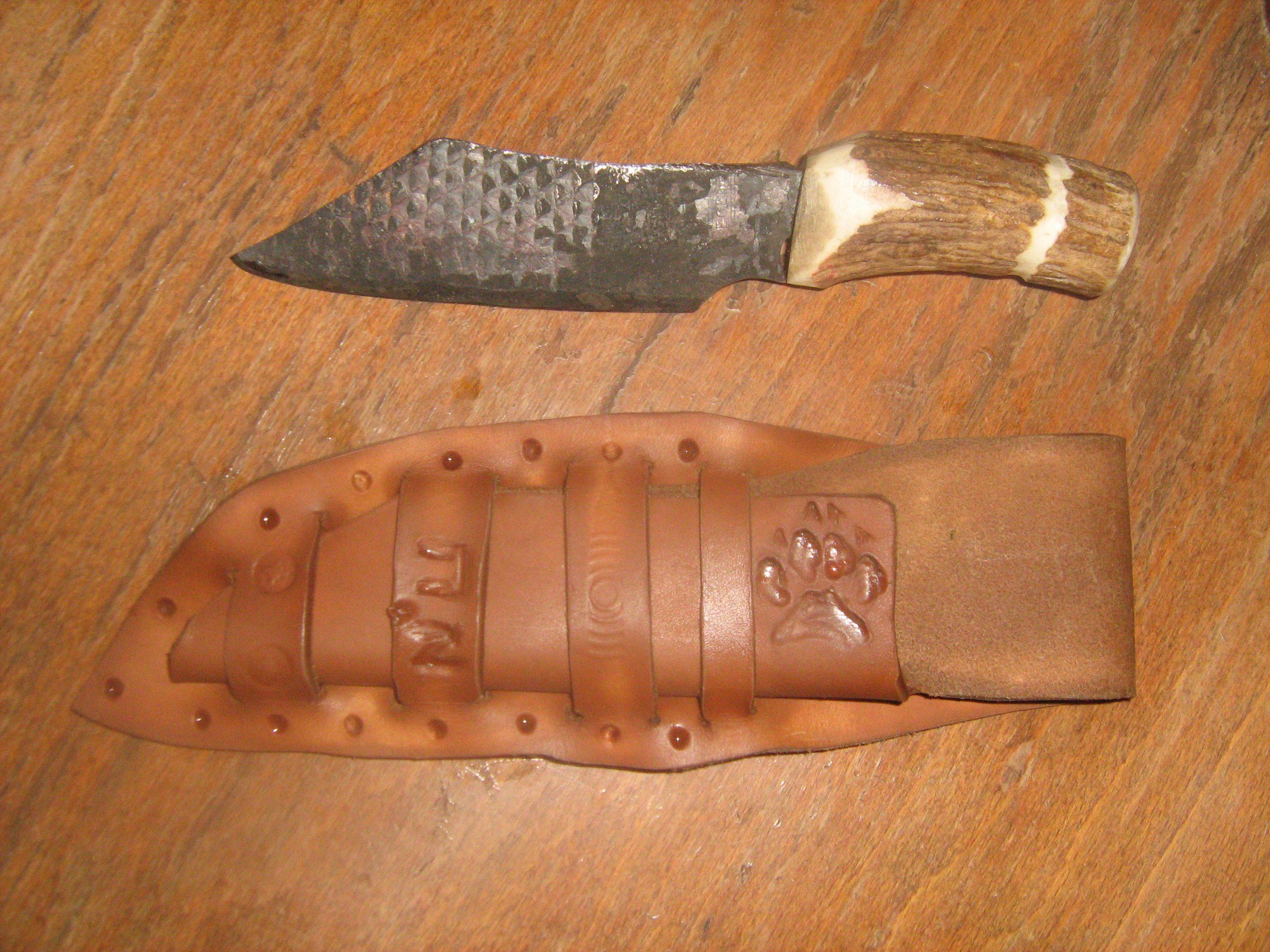 הסכין מוכנה