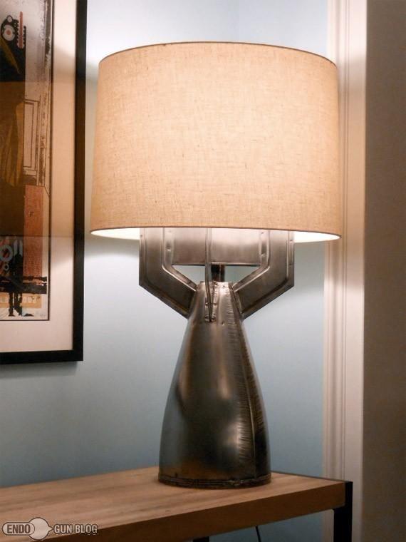 מנורה ממרגמה- אפילו מאירה טוב