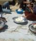 מכינים גבינה קשה בדרום הר חברון עם יונית קריסטל אורי מאיר-צ'יזיק