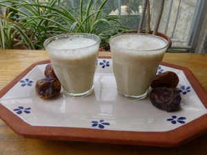 חלב שומשום