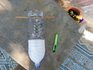 בקבוק אחד לדוגמא