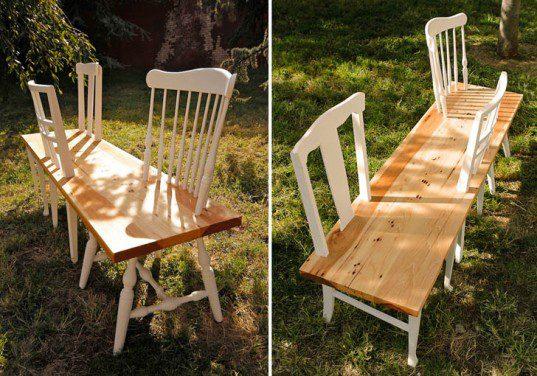 ספסל מכסאות 1