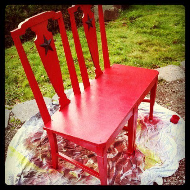 ספסל מכסאות