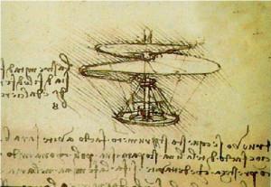 לאונרדו דה וינצ'י יצר כרב אמן ולא כחלק מקריירה