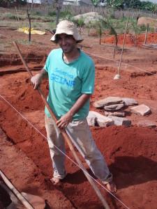 חפירת התעלה ליסודות