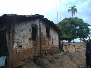 בית טיפוסי בגויאס