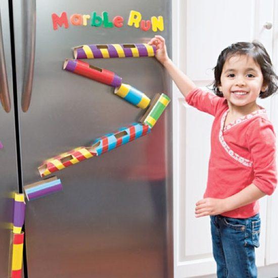 משחק גולות למקרר