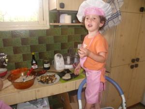 לבשל ביחד