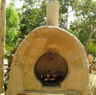 תנור פיצה משודרג