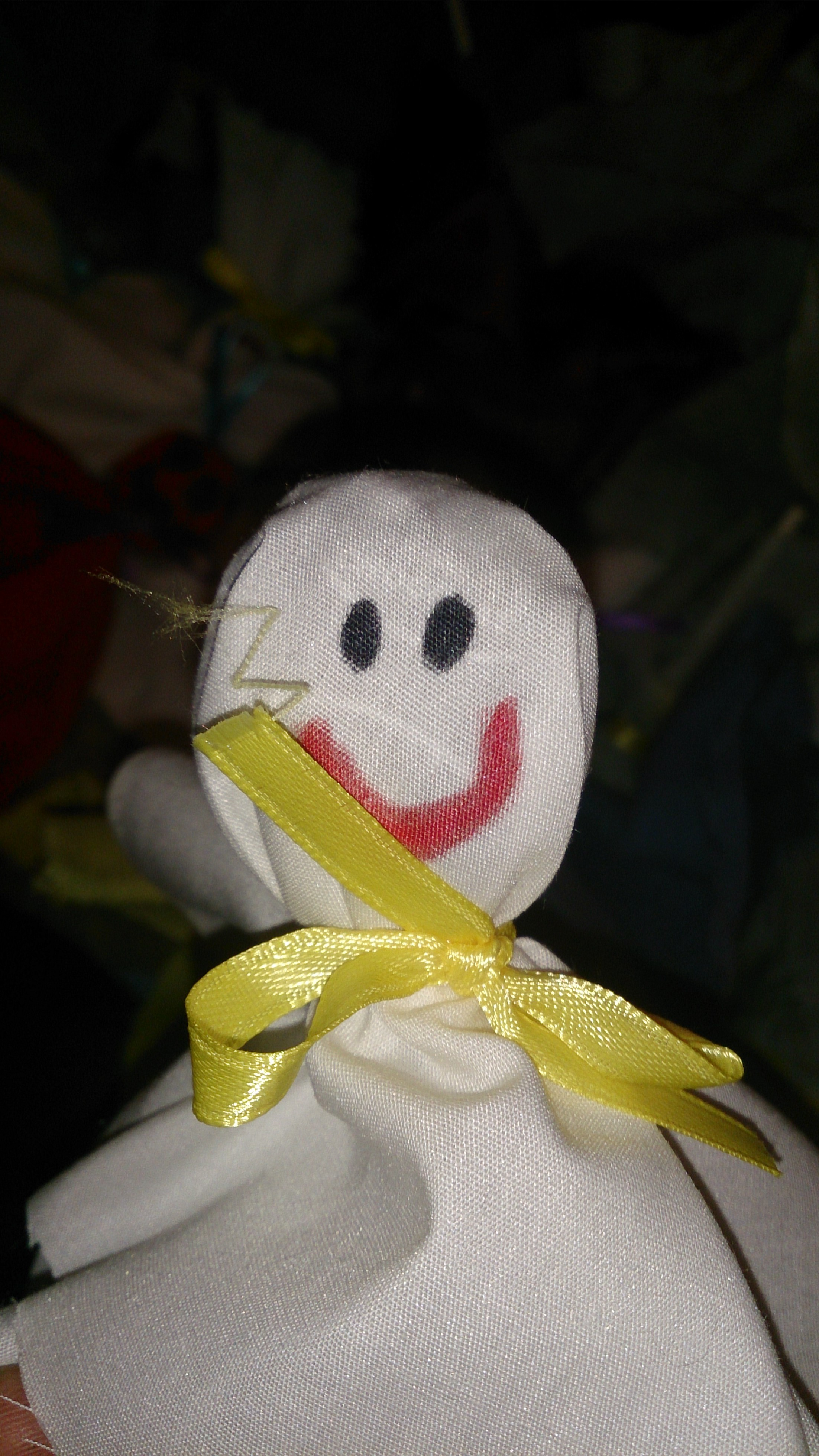 סוכרית רוח רפאים עבור פורים משלוח מנות