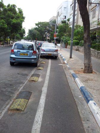 עקיפה על שביל אופניים היא עוד מצב שלא הובא בחשבון