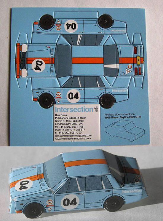 בידיים-כרטיס-ביקור-תלת-מימד-בצורת-מכונית.