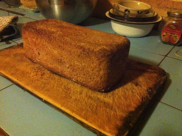 לחם בייצור עצמי - מהזריעה ועד לבטן
