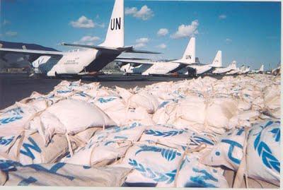"""לוקיצוקיו- בסיס בטוח לאו""""ם ולשאר ארגוני הסיוע"""