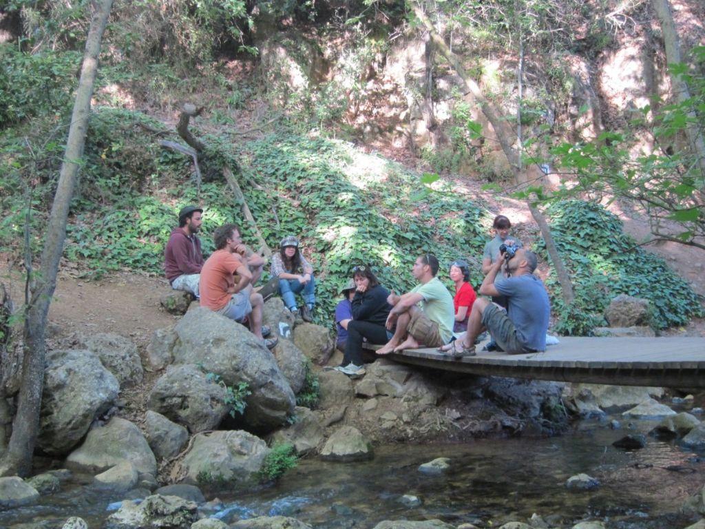 סמינר דיפלומה בנחל עמוד - 2012