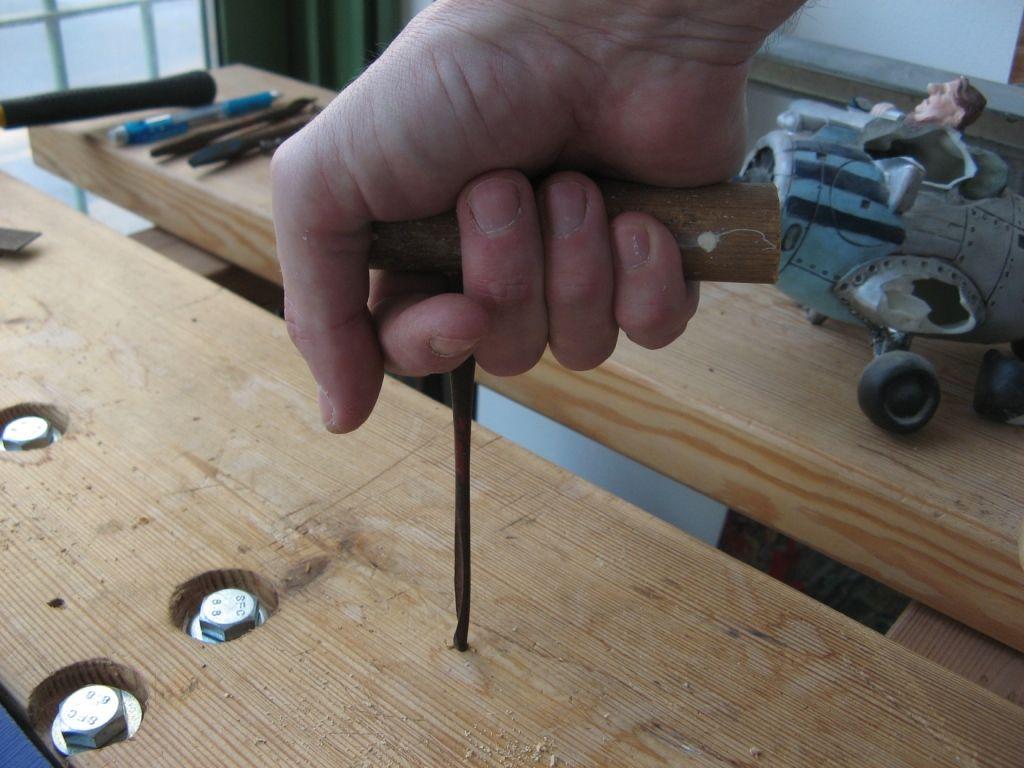 כאן אפשר לראות למה התכוונתי ביצירת ידית א-סימטרית