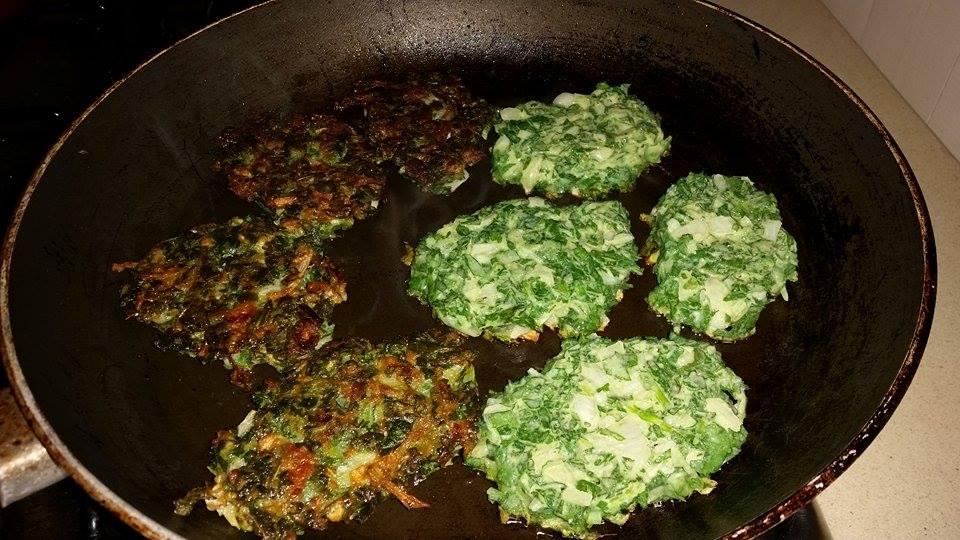 קציצות ירק טבעוניות