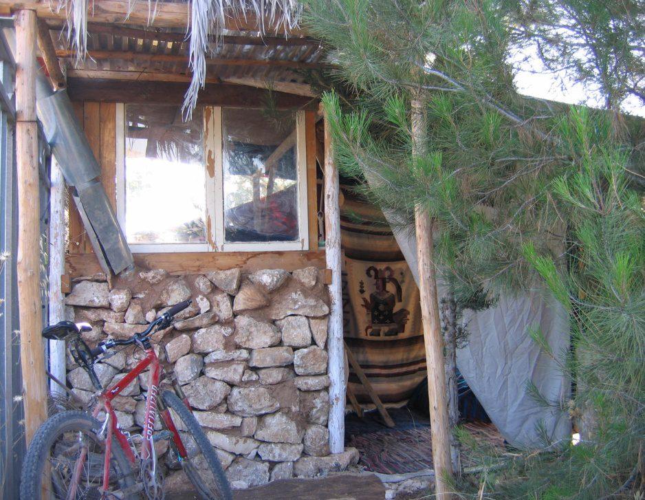 ביתי הצנוע בחווה ואדם