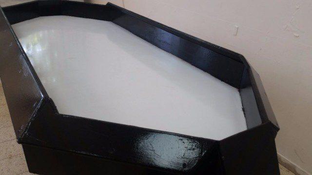 צבוע השולחן