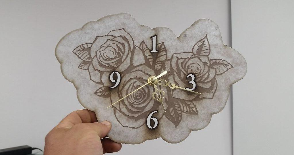 שעון הורדים המוכן