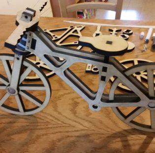 האופניים מורכבות