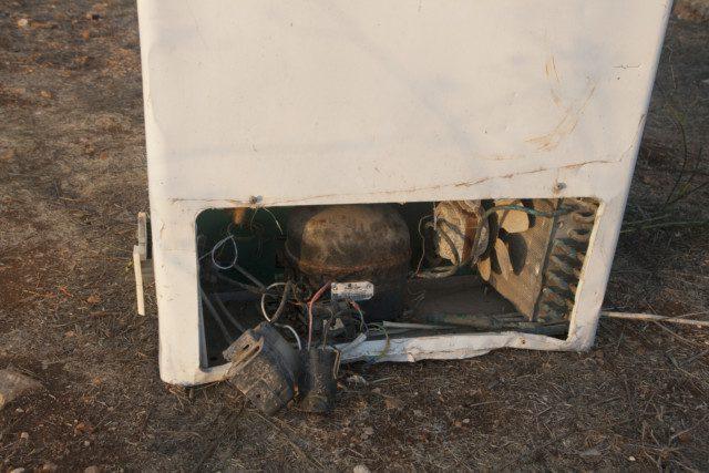 מנוע המקרר