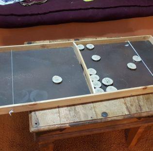 גומי שולחן, המשחק שמשגע לנו את הבית