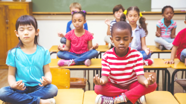 מדיטציה לילדים-