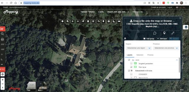 כלי נוסף למיפוי - mapping-tool.dev